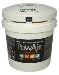 POWAIR Gel Bucket 4lt - My Cat and Co.