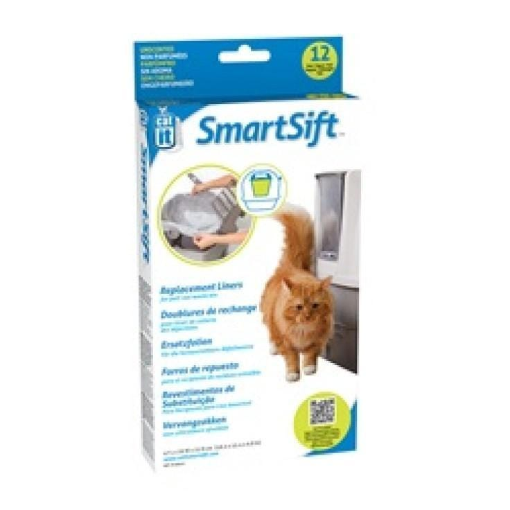 Smartsift Replacement Liners (for cat litter base) - My Cat and Co.