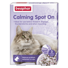 BEAPHAR Calming Spot On - My Cat and Co.