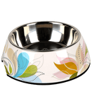 PAWSITIV Round Classic Melamine Bowl - My Pooch and Co.