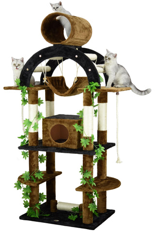 GO PET CLUB Forest Cat Tree - My Cat and Co.