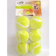 ALL FOR PAWS Fetch Balls (6pcs) - My Cat and Co.