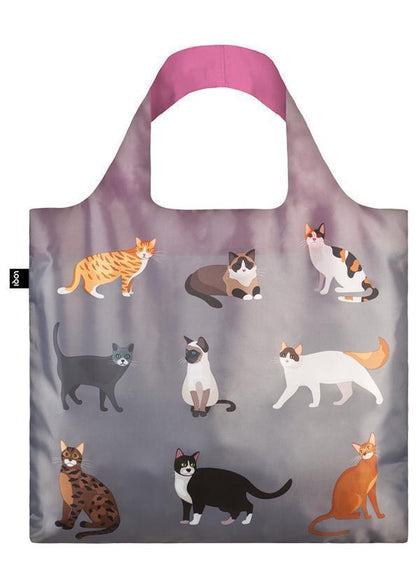 LOQI Cats Meow Bag - My Cat and Co.