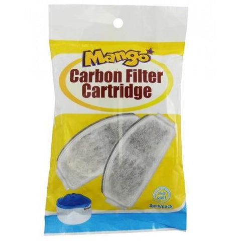KW Filter for Mango Water Fountain (2 pcs) - My Cat and Co.