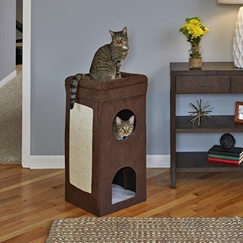MIDWEST HOMES Curious Cat Condo - My Cat and Co.