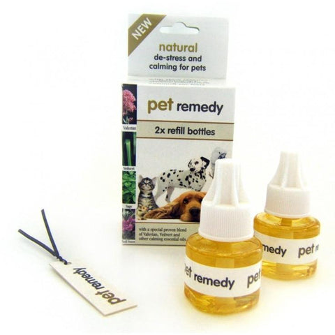 Pet Remedy Refill Pack 2 x 40ml - My Cat and Co.