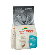 Holistic Urinary Help with Fresh Chicken 2kg - My Cat and Co.