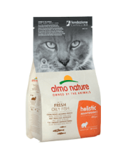 Holistic Maintenance with Oily Fish 2kg - My Cat and Co.