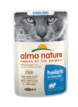 Holistic Sterilised 70g - My Cat and Co.