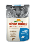 ALMO NATURE Holistic Sterilised 70g - My Cat and Co.