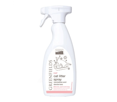 Greenfields Cat Litter Spray 400ml - My Cat and Co.