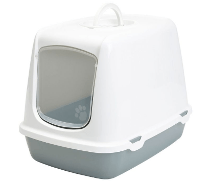 Savic Oscar Hooded Litter Box - My Cat and Co.