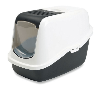 Savic Nestor Hooded Litter Tray - My Cat and Co.