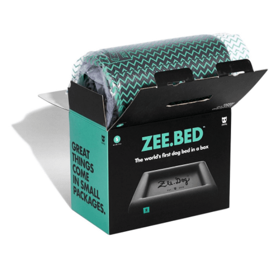 Zee.Bed Skull - My Pooch and Co.