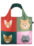 LOQI Stephen Cheetham Cats Bag - My Cat and Co.