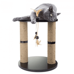 All For Paws Punching Ball Scratching Post - My Cat and Co.