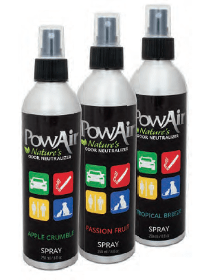POWAIR Spray 250ml - My Cat and Co.