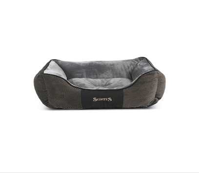 SCRUFFS Chester Dog Bed - My Cat and Co.