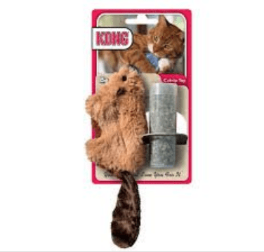 Kong Cat Toy Catnip Beaver - My Cat and Co.