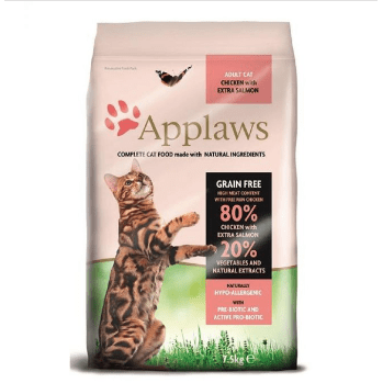 Applaws Cat Chicken & Salmon - My Cat and Co.