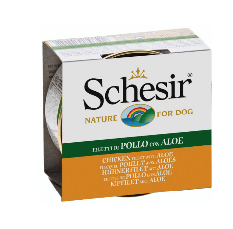 SCHESIR Wet Food 150g tin - My Pooch and Co.