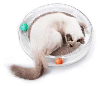 PETKIT 4-in-1 Cat Scratcher - My Cat and Co.