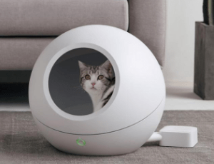 PETKIT Smart Pet House with Temperature Control (warm/cool) - My Cat and Co.