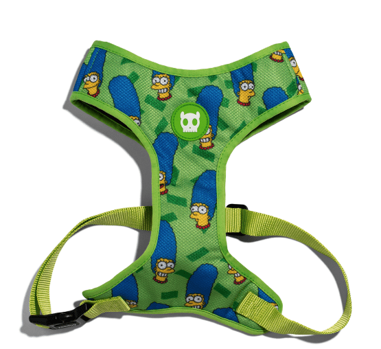 ZEE.DOG Marge Simpson Air Mesh Plus Harness - My Pooch and Co.