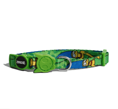 ZEE.CAT Marge Simpson Collar - My Cat and Co.