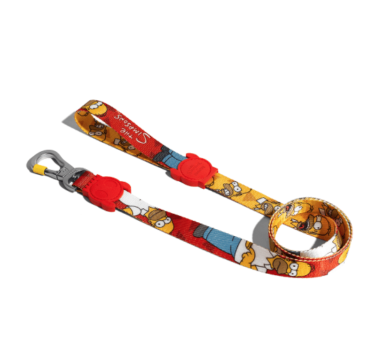 ZEE.DOG Homer Simpson Leash - My Pooch and Co.