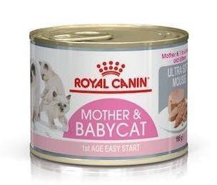 Royal Canin Mother & Babycat Ultra Soft Mousse - My Cat and Co.
