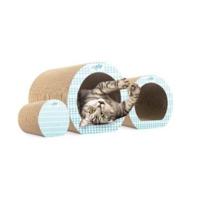 Cave Cat Scratcher (Set of 3) - My Cat and Co.
