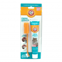 Fresh Breath Dental Kit For Cats Tuna Flavor - My Cat and Co.
