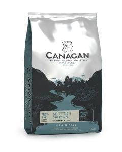 CANAGAN Scottish Salmon for Cats Dry Food - My Cat and Co.