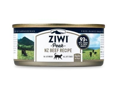 ZIWI PEAK Canned Cat Food 85gm Various Flavours - My Cat and Co.