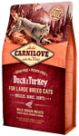 CARNILOVE Duck & Turkey For Large Breed 2kg - My Cat and Co.