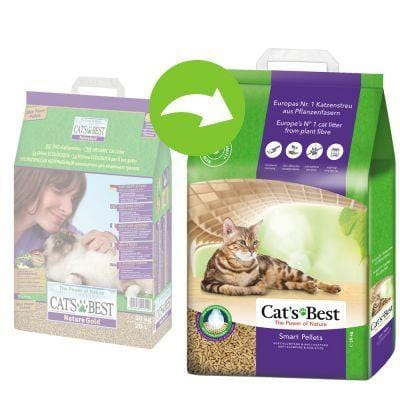 Cat's Best Smart Pellets - My Cat and Co.