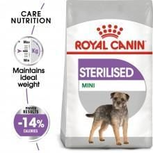 ROYAL CANIN Mini Sterilized Adult 3kg - My Pooch and Co.