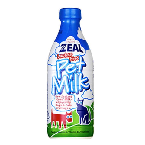ZEAL Pet Milk - My Cat and Co.
