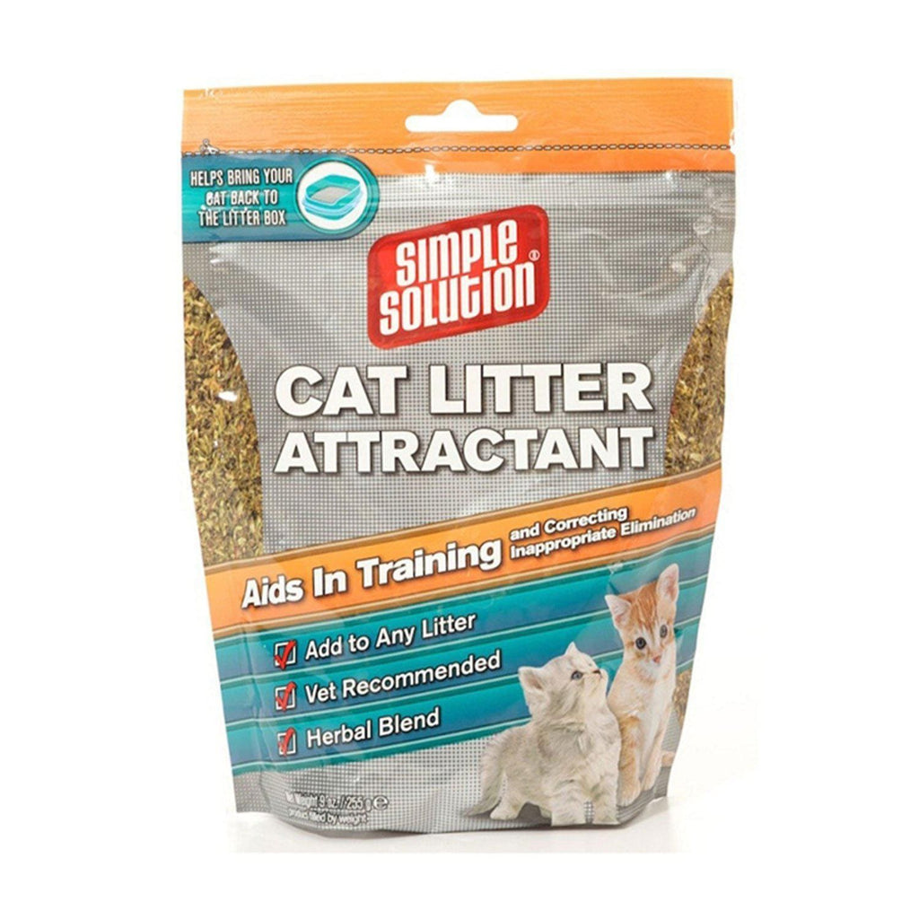 Simple Solution Cat Litter Attractant 255g - My Cat and Co.