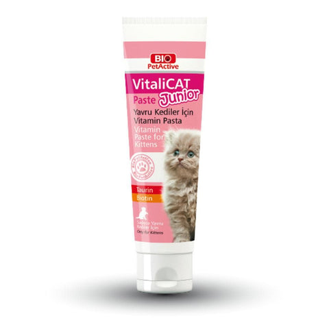 Multivitamin Paste Junior 100ml - My Cat and Co.