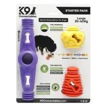 K9 Connectables Starter Pack Purple - My Pooch and Co.