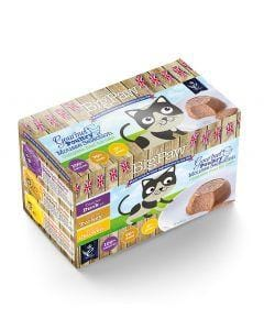 Little Big Paw Gourmet Poultry Selection 6x85g - My Cat and Co.