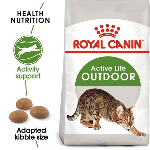 NEW! ROYAL CANIN Outdoor 2kg - My Cat and Co.