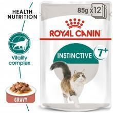 Royal Canin Instinctive 7+ Wet Food in Gravy - My Cat and Co.