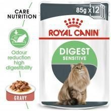 Royal Canin Digest Sensitive Wet Food in Gravy - My Cat and Co.