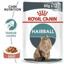 Royal Canin Hairball Care Wet Food in Gravy - My Cat and Co.