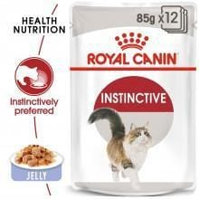 Royal Canin Instinctive Wet Food in Jelly - My Cat and Co.