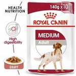 ROYAL CANIN SHN Medium Adult (10x140g) - My Pooch and Co.
