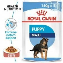 ROYAL CANIN SHN Maxi Puppy (10x140g) - My Pooch and Co.